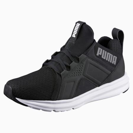 Women's Enzo Training Shoes, Puma Black, small-SEA