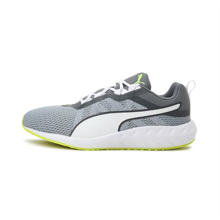 Flare 2 Men's Running Shoes, QUIET SHADE-Puma White, small-IND