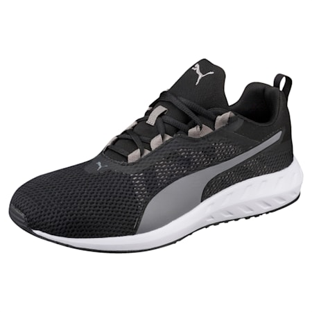 Flare 2 SoftFoam Men's Running Shoes, Puma Black-QUIET SHADE, small-IND