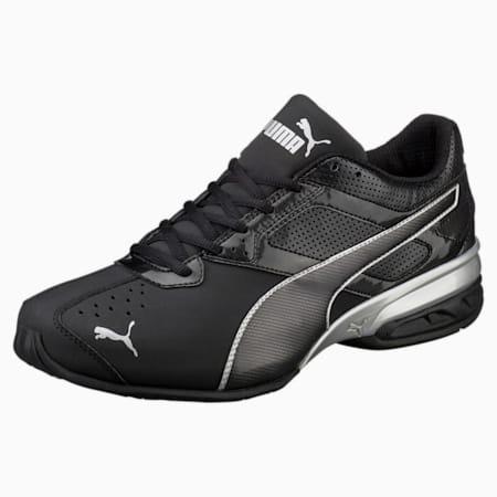 Tazon 6 FM Men's Running Shoes, Puma Black-puma silver, small-GBR