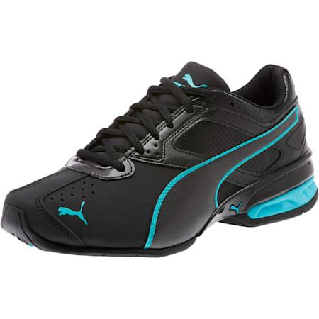 Tazon 6 FM Women's Sneakers, Puma Black-Nrgy Turquoise, small