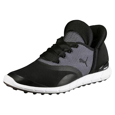 IGNITE Statement Women's Golf Shoes, Black-White, small-SEA