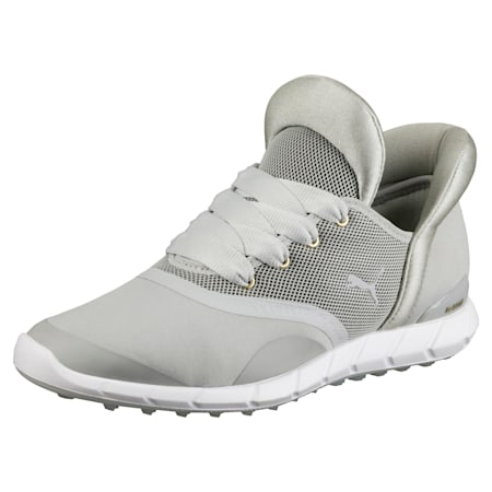IGNITE Statement Women's Golf Shoes, Quarry-QUIET SHADE, small-SEA