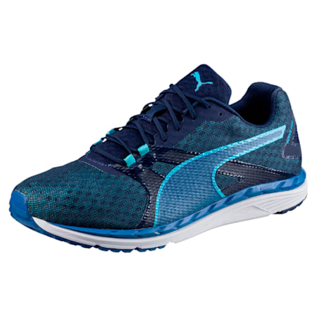 Speed 300 IGNITE 2 Men's Running Shoes, LapisBlue-BlueDepths-Turq, small-IND