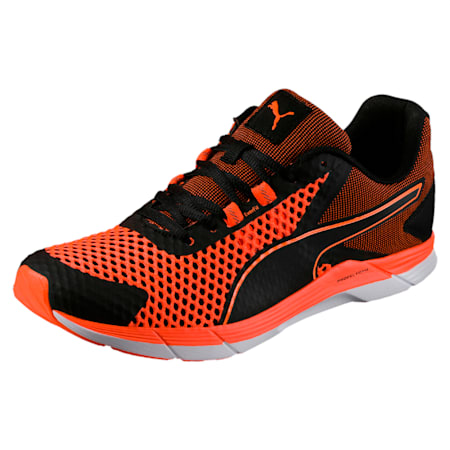 Propel 2 Men's Running Shoes, Puma Black-Shocking Orange, small-IND