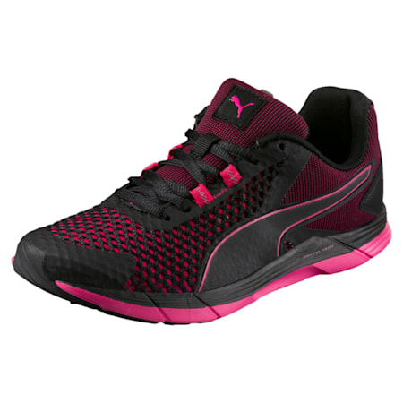 Propel 2 Women's Running Shoes, Puma Black-Love Potion, small-IND