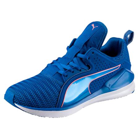 Fierce Lace Core Women's Training Shoes, Lapis Blue-Puma White, small-IND