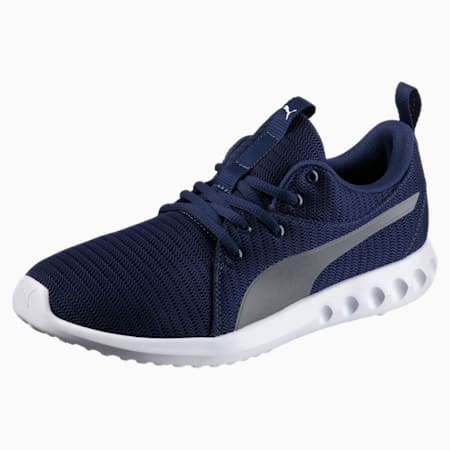 Carson 2 Men's Running Shoes, Blue Depths-QUIET SHADE-Wht, small-GBR