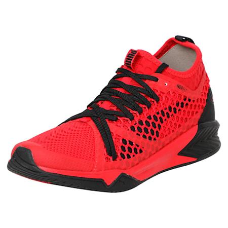 IGNITE XT NETFIT Men's Training Shoes, Toreador-Puma Black, small-IND