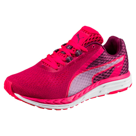 Speed 500 IGNITE 2 Kids' Running Shoes, Love Potion-Dark Purple, small-IND