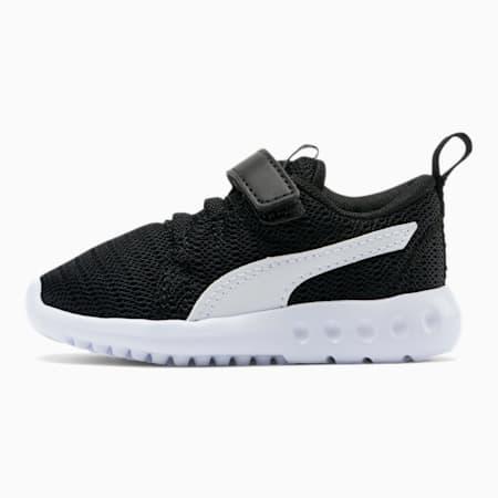 Carson 2 Toddler Shoes, Puma Black-Puma White, small