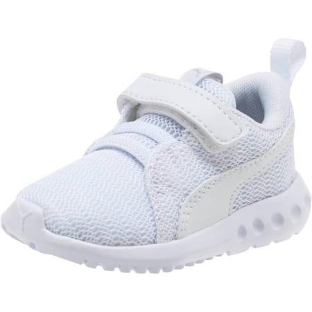 Carson 2 Toddler Shoes, Puma White-Puma White, small
