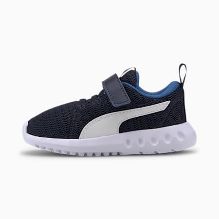 Zapatos Carson2 para bebés, Peacoat-Palace Blue, pequeño