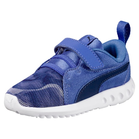 Carson 2 Mineral V PS Girls' Shoes, Baja Blue-Blue Depths, small-IND