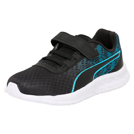 Comet V PS, Nrgy Turquoise-Puma Black, small-IND