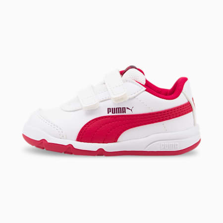 Zapatillas para bebés Stepfleex 2 SL, Puma White-Love Potion, small
