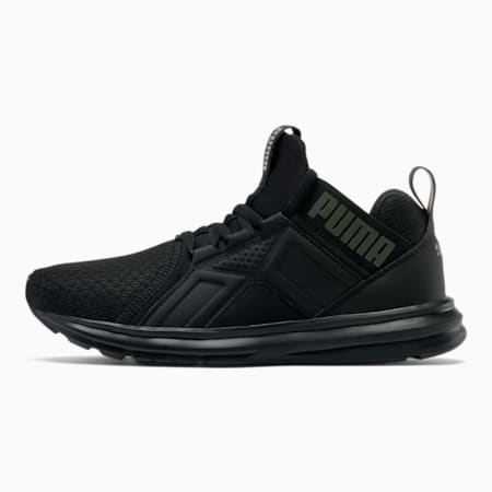 Enzo Training Shoes JR, Puma Black, small