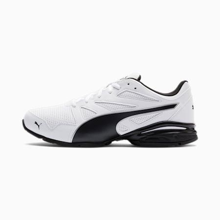Tazon Modern SL Men's Running Shoes, Puma White-Puma Black, small-SEA