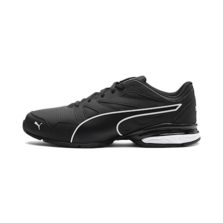 Tazon Modern SL FIT Men's Running Shoes, Puma Black-Puma White, small-IND