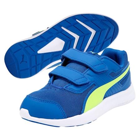Escaper Mesh V Preschool Training Shoes, Tur Sea-Fizzy Yw-Tur Sea, small-IND
