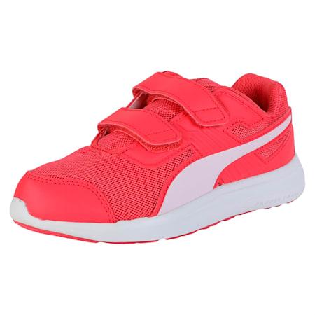 Escaper Mesh V Preschool Training Shoes, Para Pink-Pearl-Para Pink, small-IND