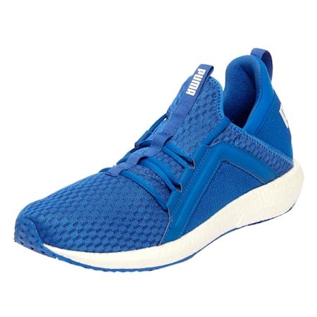 Mega NRGY Men's Running Shoes, Lapis Blue-Puma White, small-IND