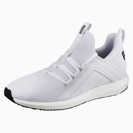 Mega NRGY Men's Running Shoes, Puma White-Puma Black, small-IND