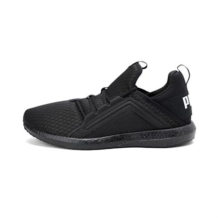 Mega NRGY Men's Running Shoes, Puma Black-Puma White, small-GBR