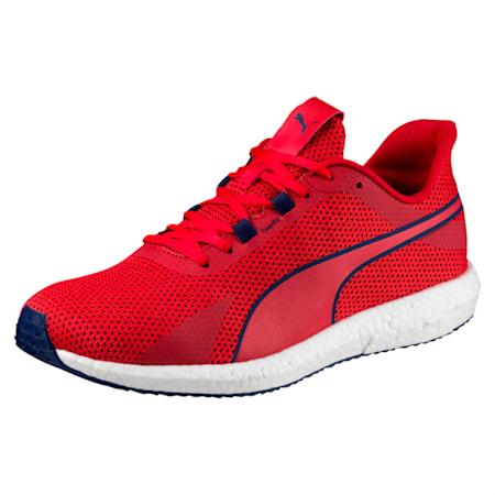 Mega NRGY Turbo Men's Running Shoes, Toreador-Blue Depths, small-IND