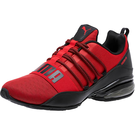 Cell Regulate KRM Men's Running Shoes, Ribbon Red-Puma Black, small