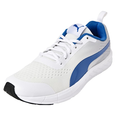 Radiance IDP Running Shoes, Gray Violet-Royal Blue, small-IND