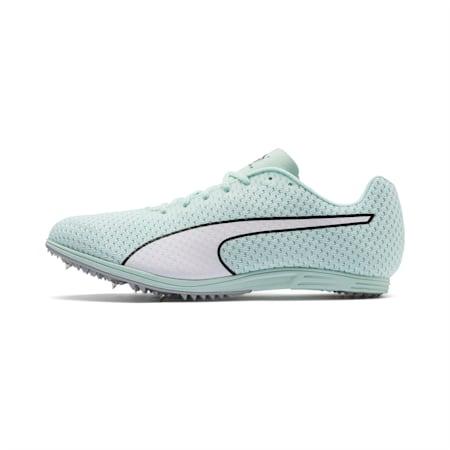 evoSPEED Distance 8 EverTrack+Women's Running Shoes, Fair Aqua-Puma White, small-IND