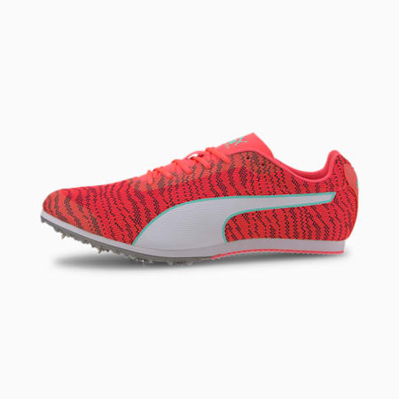 Chaussure d'athlétisme evoSPEED Star 6 pour homme, Ignite Pink-White-Black, small