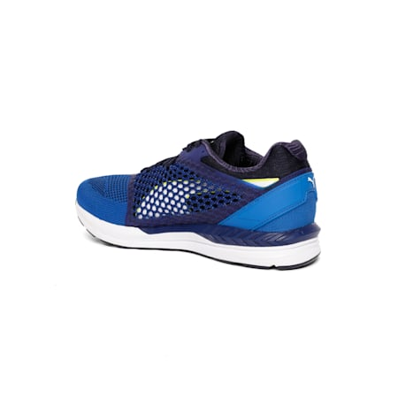 Speed 600 IGNITE 3 Men's Running Shoes, Strong Blue-Peacoat-White, small-IND