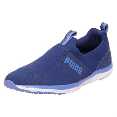 PUMA Flex XT Slip On Women's Training Shoes, Blue Depths-Baja Blue, small-IND