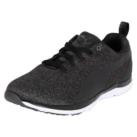 Flex XT Knit Women's Training Shoes, Puma Black-Puma White, small-IND