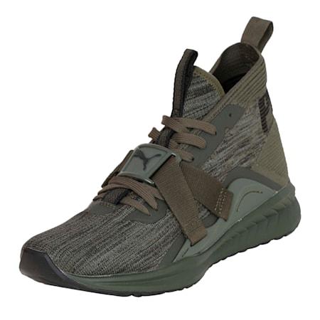 IGNITE evoKNIT 2 Men's Shoes, ForestNight-Black-QUIETSHADE, small-IND