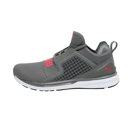 IGNITE Limitless Weave Men's Shoes, QUIET SHADE-Puma White, small-IND