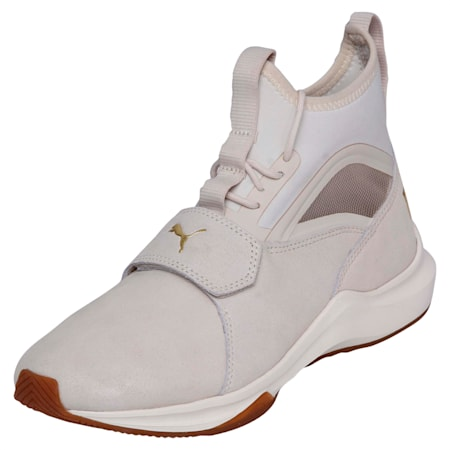 Phenom Shimmer Women's Training Shoes, Birch-Whisper White, small-IND