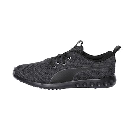 Carson 2 Nature Knit Men's Shoes, Asphalt-Puma Black, small-IND