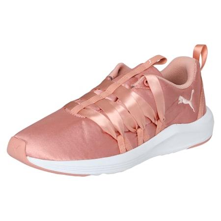 Prowl Alt Satin Women's Training Shoes, Peach Beige-Puma White, small-IND