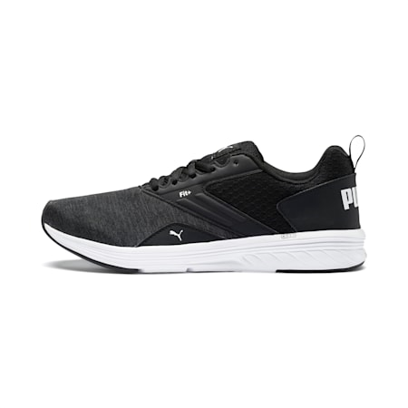 NRGY Comet Men's Running Shoes, Puma Black-Puma White, small