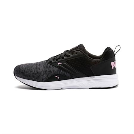 NRGY Comet Running Shoes, Puma Black-Lilac Sachet, small-SEA