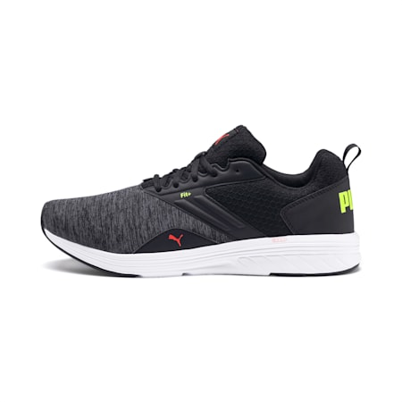 NRGY Comet Running Shoes, Puma Black-Nrgy Red, small-IND