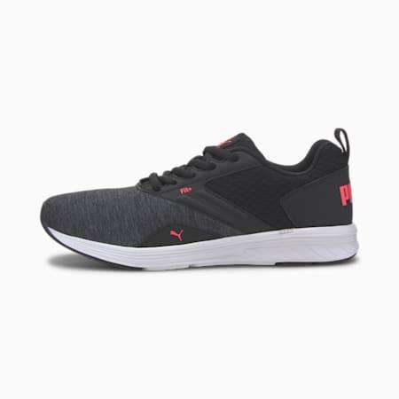 Zapatos de hombre para correr NRGY Comet, Puma Black-Ignite Pink, pequeño