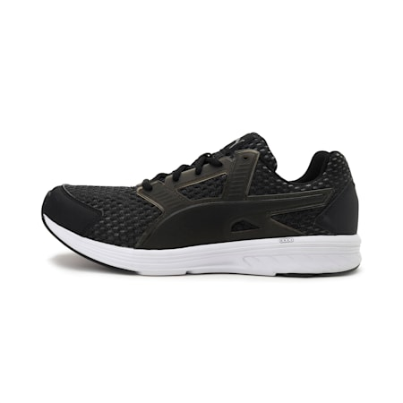 NRGY Driver  Running Shoes, Puma Black-Castor Gray, small-IND