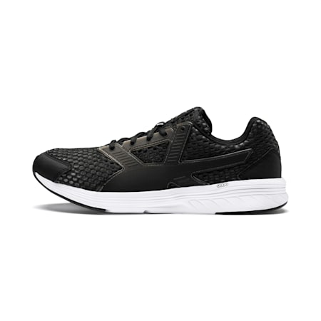 NRGY Driver Women's Running Shoes, Puma Black-Castor Gray, small-IND