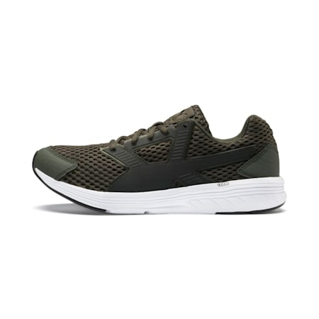 NRGY Driver Women's Running Shoes, Forest Night-Puma Black, small-IND