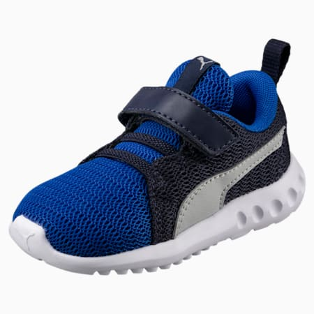 Carson 2 V Preschool Kids' Shoes, Turkish Sea-Gray Violet, small-IND