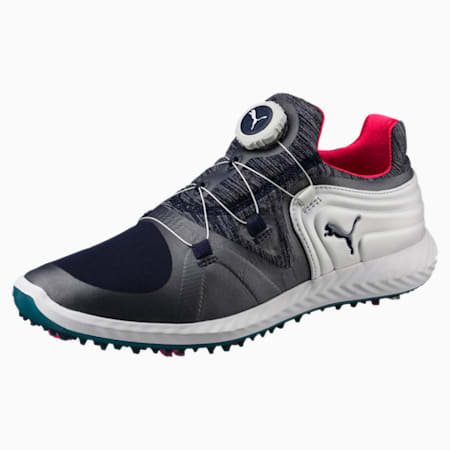 IGNITE Blaze Sport DISC Women's Golf Shoes, Peacoat-White, small-SEA